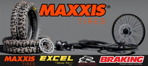 [update version 1.2] MAXXIS MaxxCross IT + Excel Signature rims
