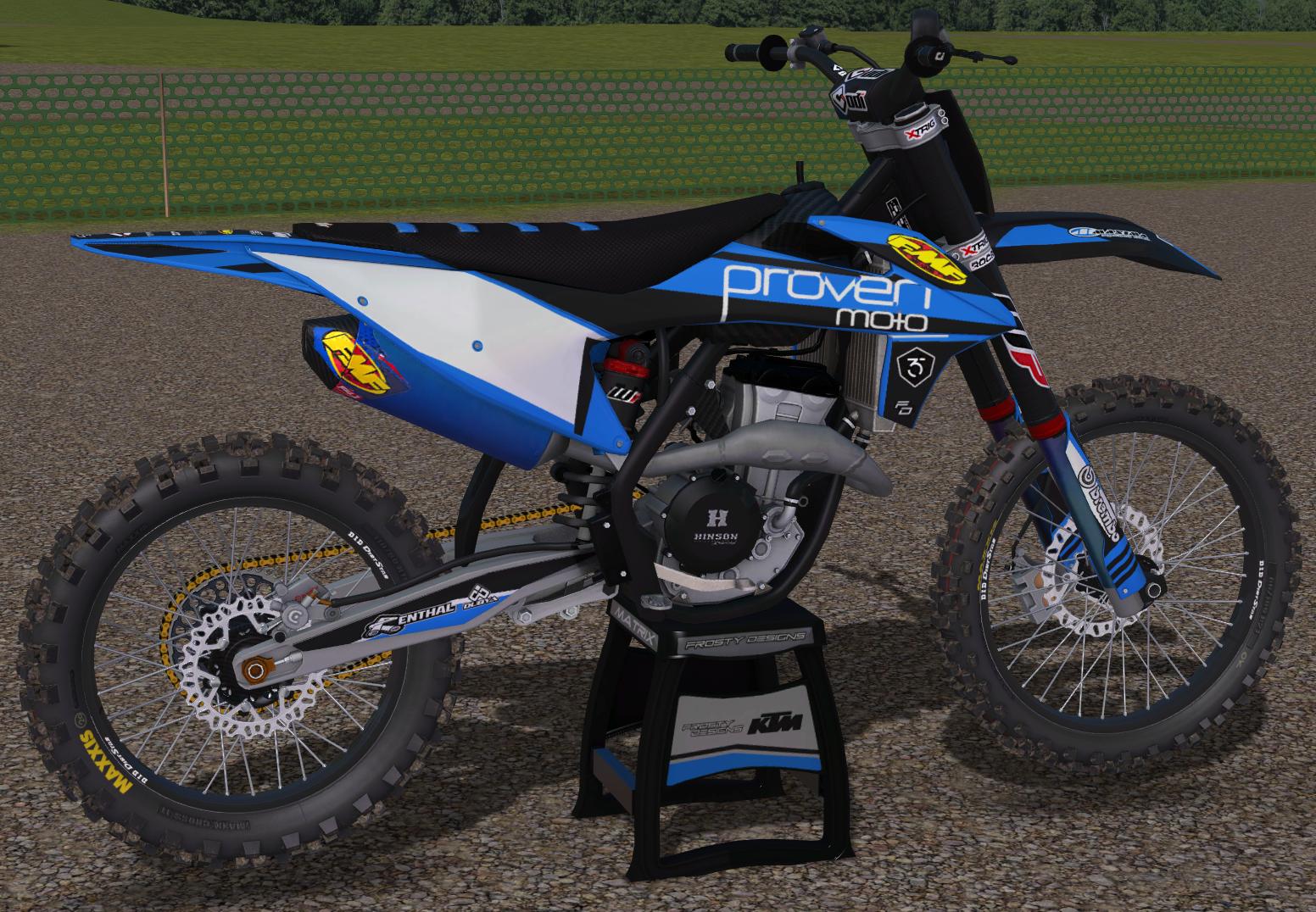 Proven Moto KTM by Frosty122