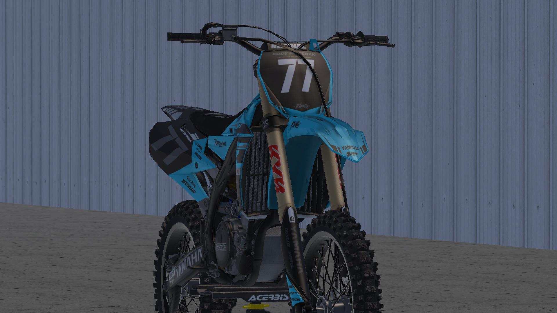 XENO YZ 450 & 250-FREE PSD