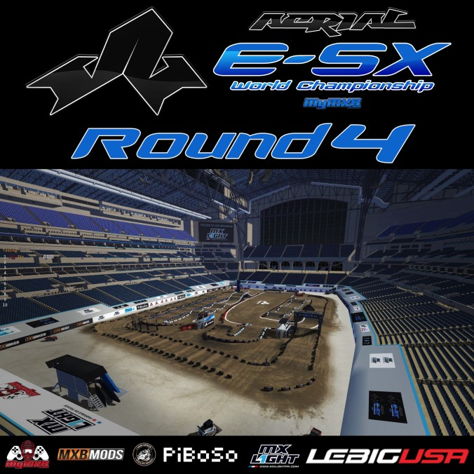 2021 Aerial e-SX Round 4 – Indianapolis 1