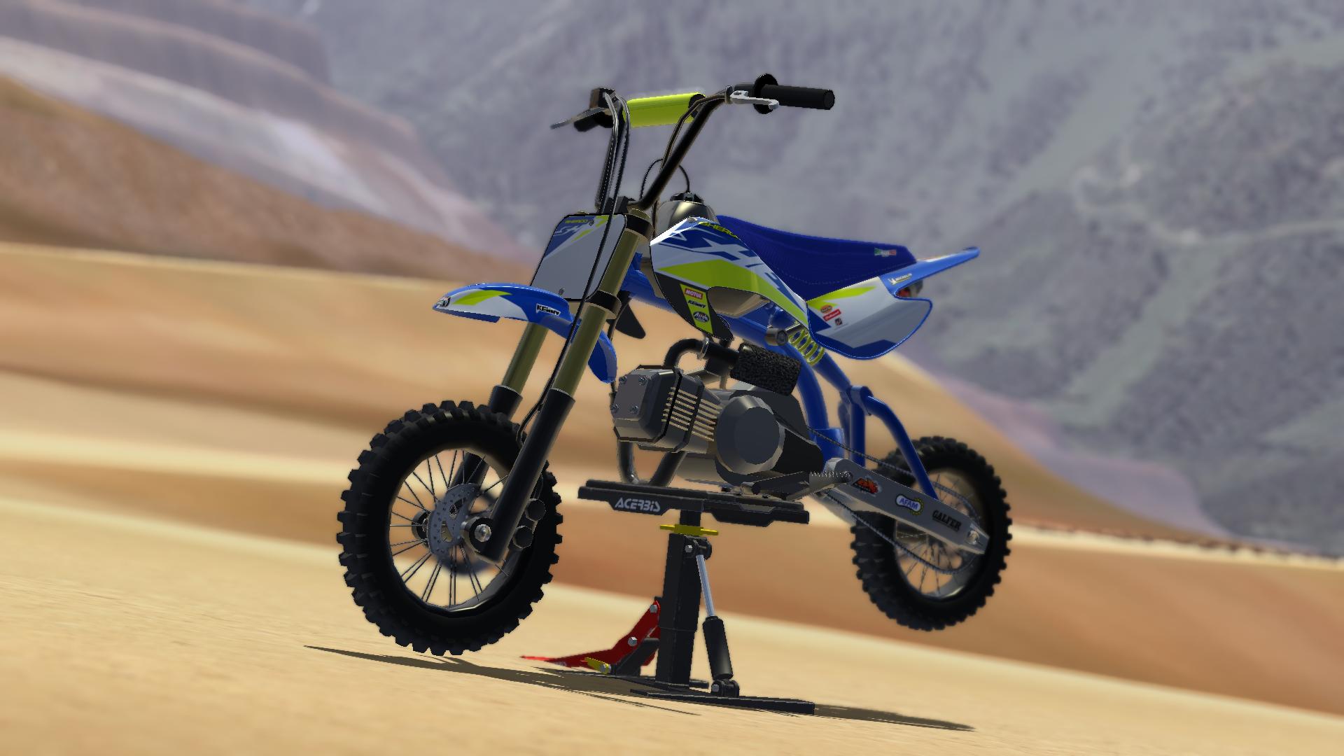 Pitbike 2021 Sherco