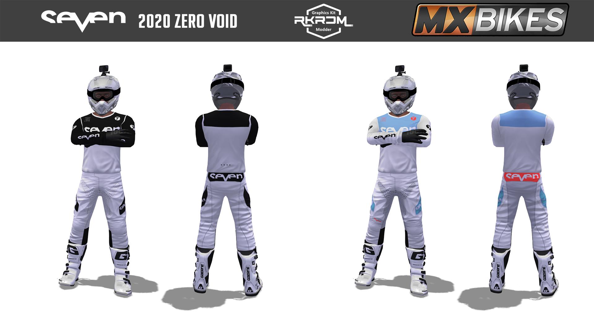 2020 Seven Zero Void