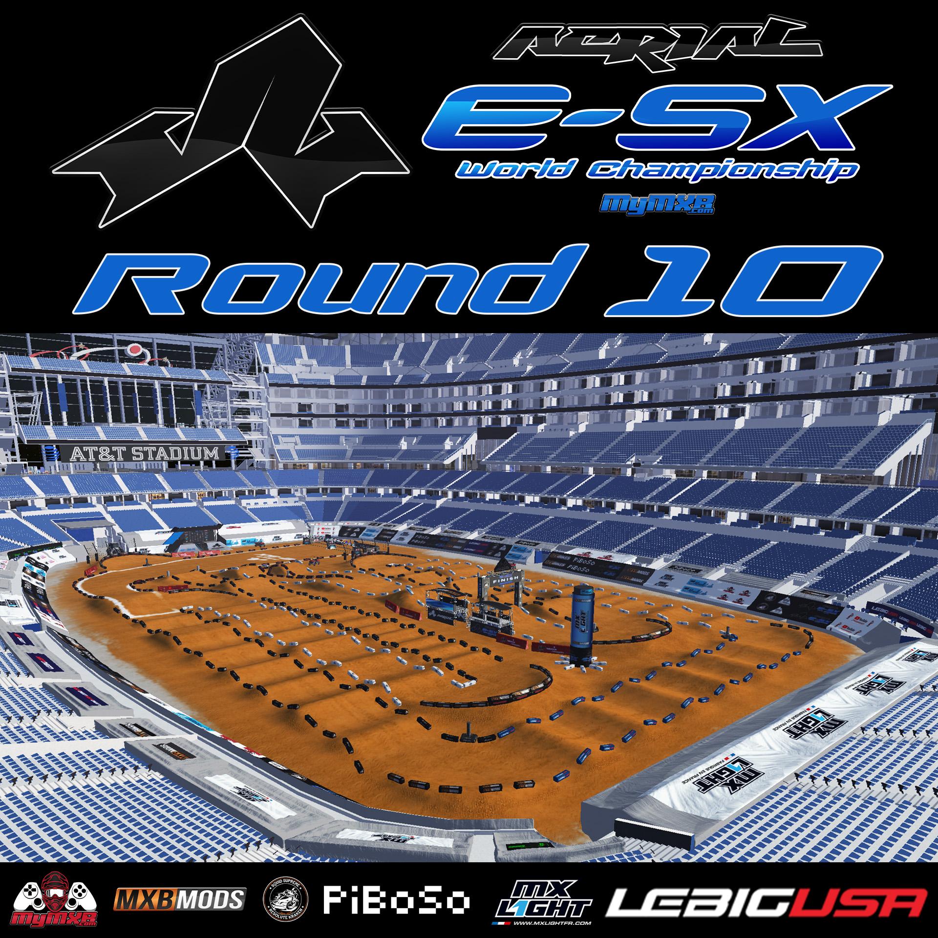2021 Aerial e-SX Round 10 – Arlington 1